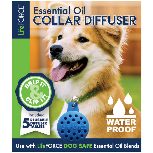 Essential Oil Collar Diffuser