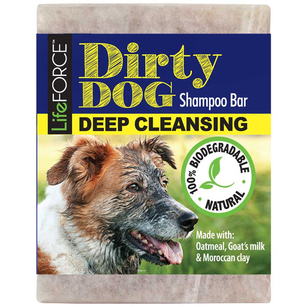 Dirty Dog Shampoo Bar - Original Packaging