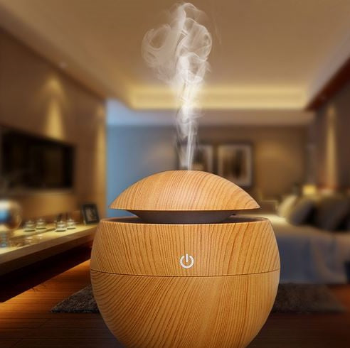 Essential Oil Diffuser and Blend Combo Deal