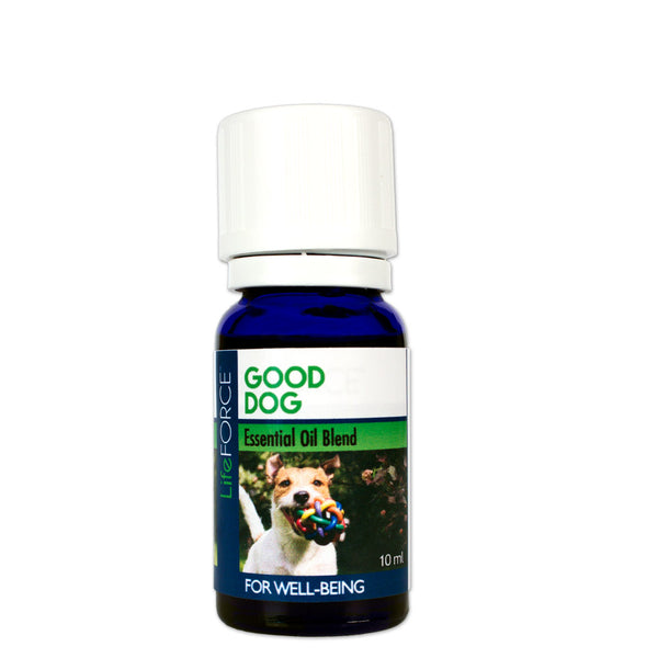 Good Dog Essential Oil Blend 10ml