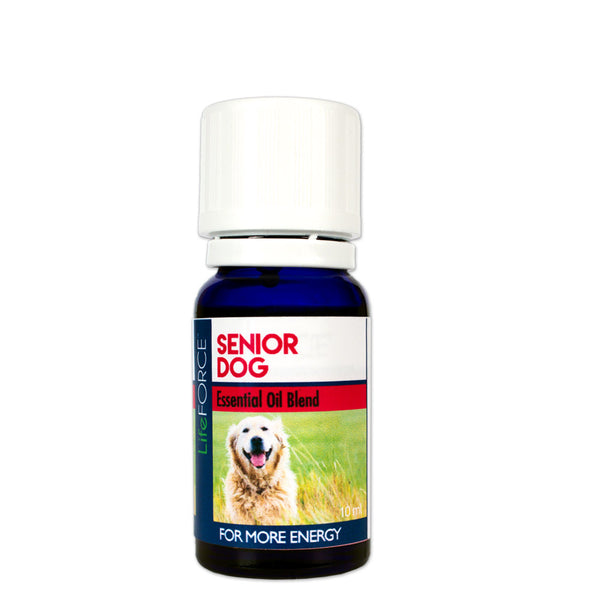 Senior Dog Essential Oil Blend 10ml
