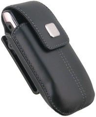 BlackBerry Leather Swivel Holster - Black Original (OEM) HDW-18960-001