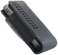 BlackBerry Curve Vertical Bergamo Case with Removable Spring Belt Clip