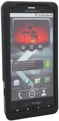 Motorola Droid X Rubberized Protector Case