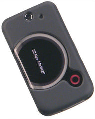 Sony Ericsson Equinox TM717 Rubberized Phone Protector Case with Optional Belt Clip