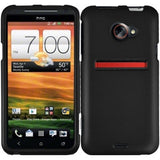 HTC EVO 4G LTE Rubberized Protector Case