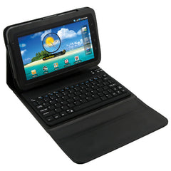 Book Style Case with Built-in Bluetooth Keyboard for Samsung Galaxy Tab - AT&T & T-Mobile Only