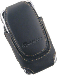 Samsung Monaco Vertical Leather Pouch - Black