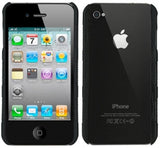 Apple iPhone 4 Body Glove Fringe Snap-On Case - Black Original 9147003