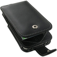 Apple iPhone 4 Monaco Flip Type Leather Case