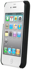 Apple iPhone 4 Body Glove Snap-On Case - Black Original 9147601
