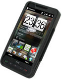 HTC HD2 (T-Mobile) Monaco Aluminum Case -(Open Screen Design)