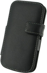 HTC One S Monaco Book Type Leather Case