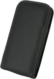 HTC One S Monaco Vertical Pouch Type Leather Case