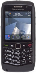 BlackBerry Pearl 3G Embossed Skin - Black Grid Original (OEM) HDW-29843-001