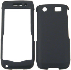 BlackBerry Pearl 3G Rubberized Protector Case - Black