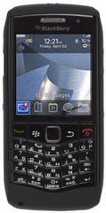 BlackBerry Pearl 3G Skin - Black Original (OEM) HDW-29561-001