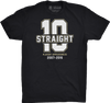 "Pittsburgh Vol. 1, Shirt 17: ""10 Straight"""