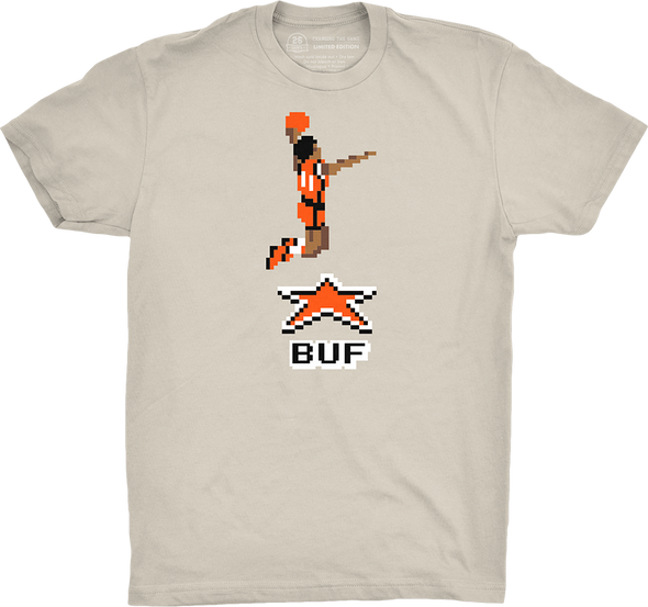 "Buffalo Vol. 5, Shirt 4: ""16-Bit Bravery"""