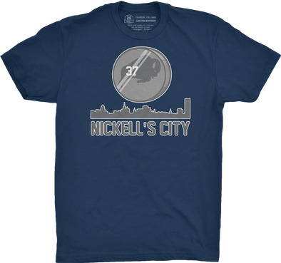 "Buffalo Vol. 1, Shirt 4: ""Nickell's City"""