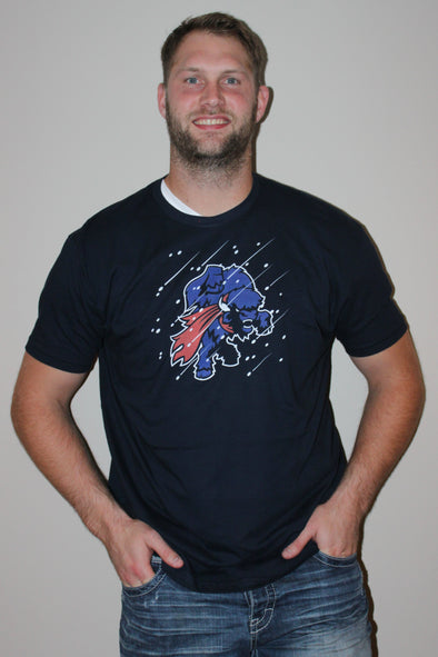 "Buffalo Vol. 2, Shirt 4: ""Abominable Buffalo"""