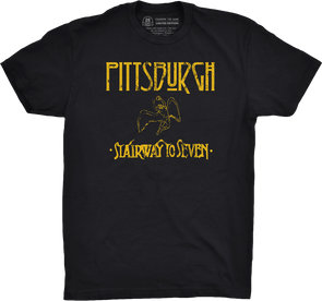 "Pittsburgh Vol. 3, Shirt 2: ""Stairway"""