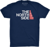 "Chicago Vol. 4, Shirt 10: ""Face the North Side"""