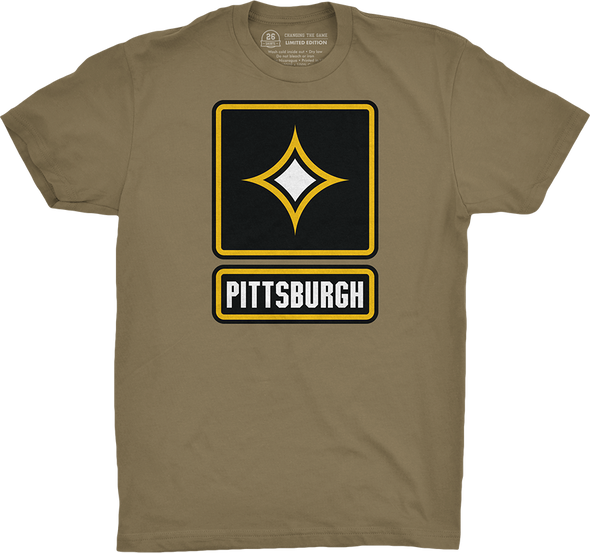 "Pittsburgh Vol. 3, Shirt 21: ""Be All Yinz Can Be"""