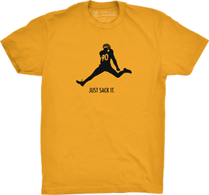 "Pittsburgh Vol. 3, Shirt 7: ""Just Sack It"""