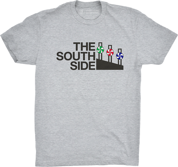 "Chicago Vol. 4, Shirt 17: ""Face the South Side"""