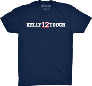"Buffalo Vol. 5, Shirt 10: ""Kelly Tough 2018"" (Navy)"