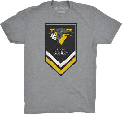 "Pittsburgh Vol. 4, Shirt 2: ""House Burgh"""