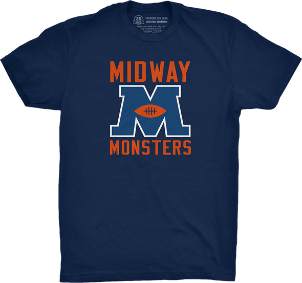 "Chicago Vol. 4, Shirt 11: ""Midway, Inc."""