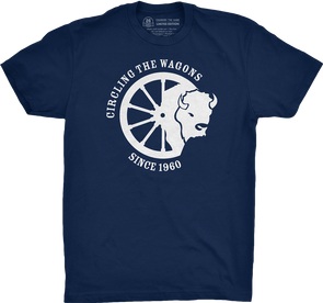"Buffalo Vol. 1, Shirt 9: ""Circling the Wagons"""