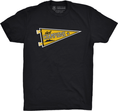 "Pittsburgh Vol. 3, Shirt 26: ""City of Champions"""
