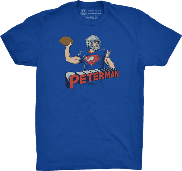 "Buffalo Special Edition: ""Peterman"""