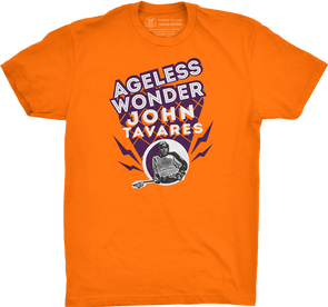 "Buffalo Vol. 2, Shirt 9: ""Ageless Wonder"""