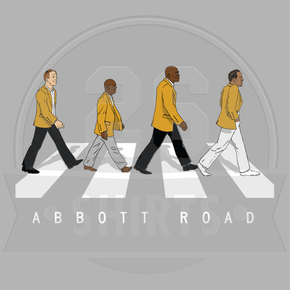 "Buffalo Vol. 4, Shirt 16: ""Abbott Road"""