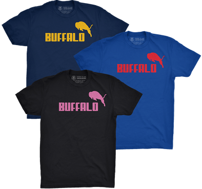 "Buffalo Vol. 5, Shirt 25: ""Forever"""