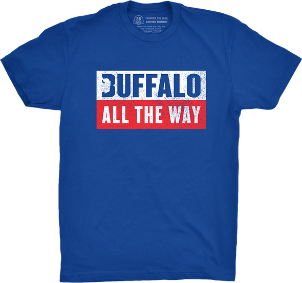"Buffalo Virtual Pop-Up: ""Buffalo All the Way"""