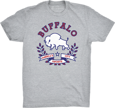 "Buffalo Comeback: ""America's Favorite City"""