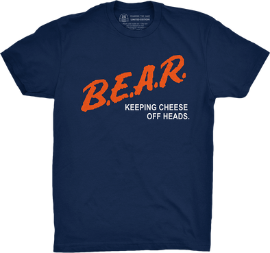 "Chicago Vol. 5, Shirt 9: ""B.E.A.R."""