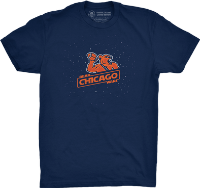 "Chicago Vol. 1, Shirt 21: ""Bear Wars"""