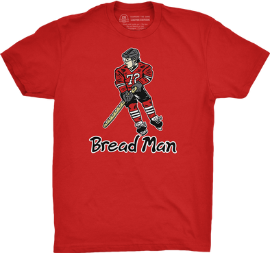 "Chicago Vol. 1, Shirt 26: ""Bread Man"""