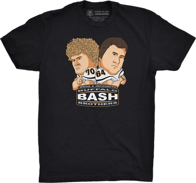 "Buffalo Vol. 3, Shirt 7: ""Buffalo Bash Brothers"""