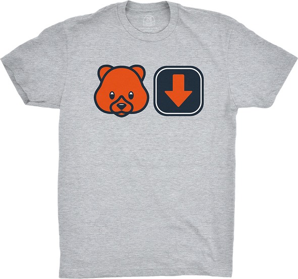 "Chicago Vol. 7, Shirt 1: ""Bear Down"""