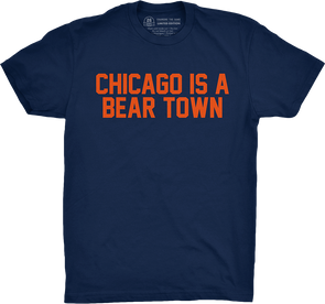 "Chicago Vol. 5, Shirt 21: ""Bear Town"""
