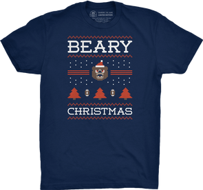 "Chicago Vol. 1, Shirt 25: ""Beary Christmas"""