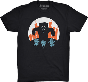 "Chicago Vol. 3, Shirt 17: ""Bearzilla"""