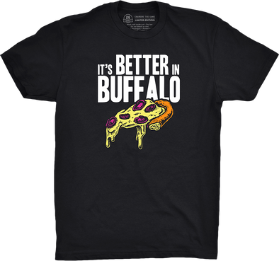 "Limited Availability: ""It's Better in Buffalo"""